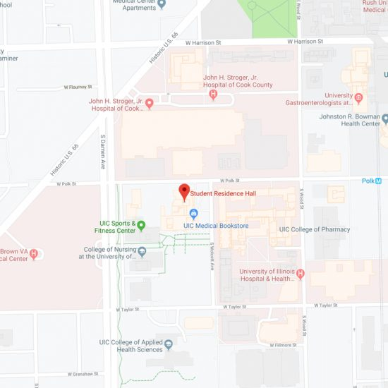 Campus Care Map